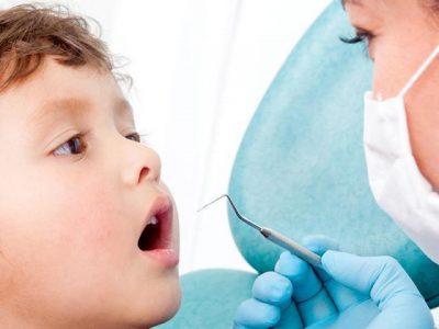 Лечение постоянных зубов у детей, подростков
